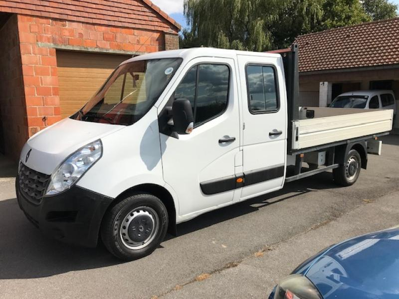 Renault Master BENNE - DOUBLE CAB  Utilitaire