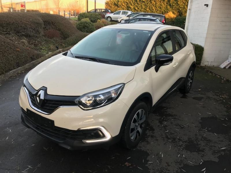 Renault Captur business  SUV