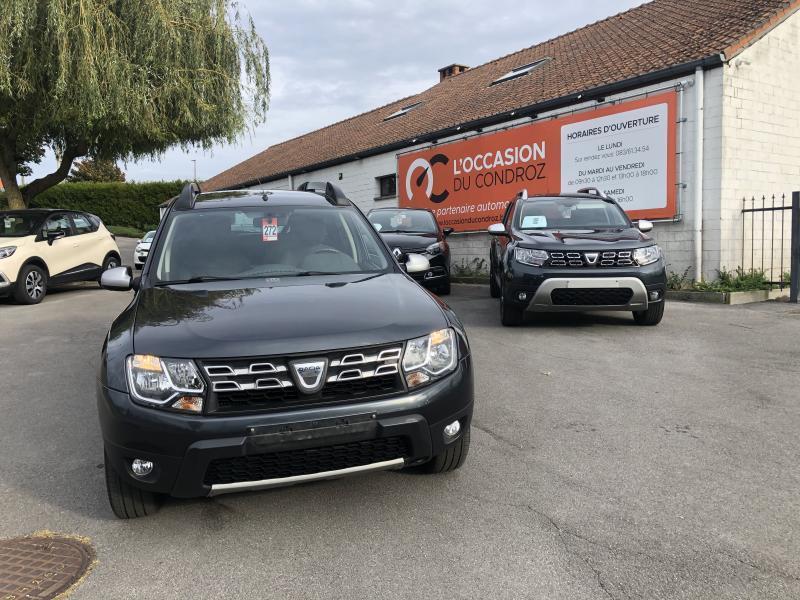Dacia Duster PRESTIGE  4/5 Portes