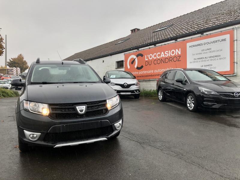 Dacia Sandero II  4/5 Portes